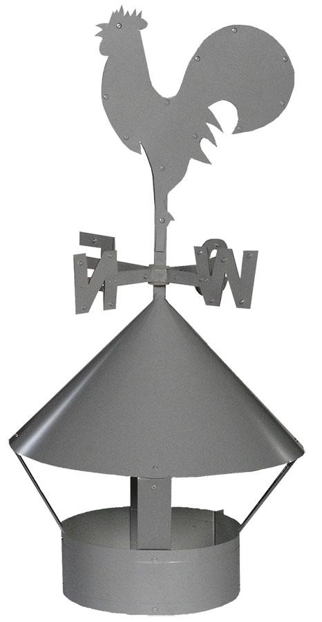 флюгарка в форме петуха