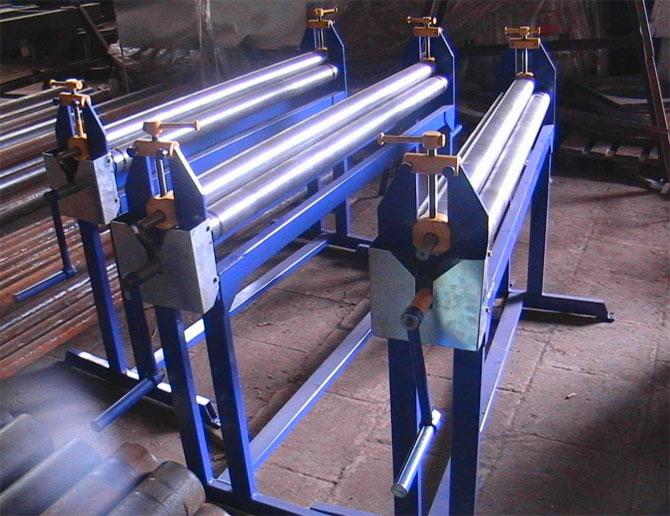 Вальцы промышленного производства