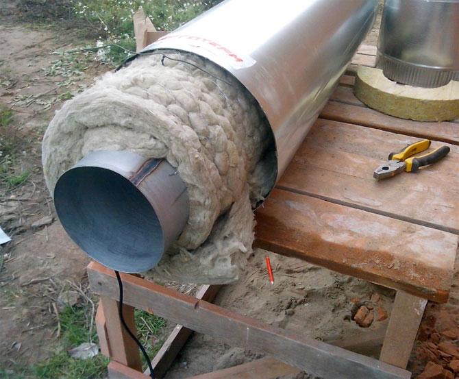 стальная труба
