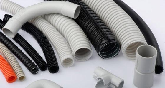 трубы для кабеля