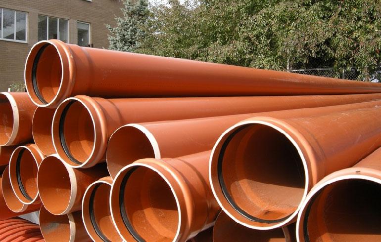 канализационнные трубы