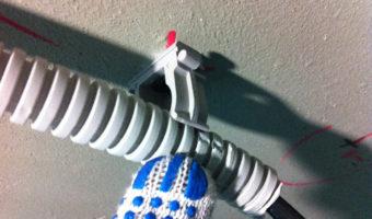 прокладка труб