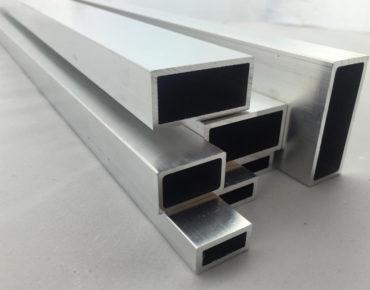 профильная алюминиевая труба