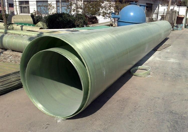 стеклопластиковый трубы