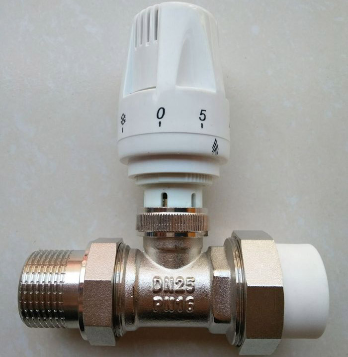 термоклапан с резьбой