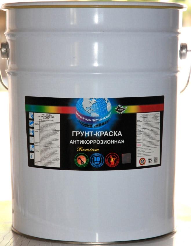 Грунт-эмаль АК 125 ОЦМ